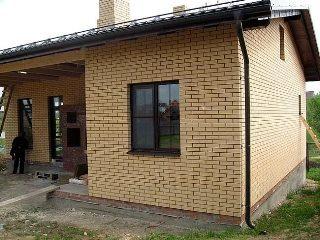 Постройка бани из кирпича в Волгограде