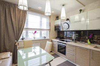 Дизайн интерьера кухни в Волгограде