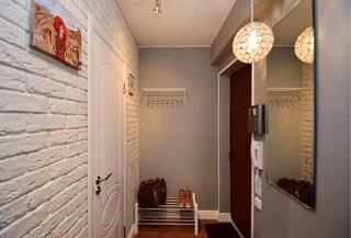 Дизайн коридора в Волгограде