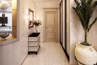 Фото варианты Дизайн коридора в Волгограде