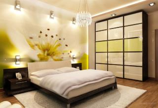 Дизайн спальни в Волгограде