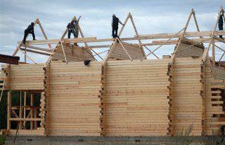 Проекты домов из бруса 5х6 в Волгограде