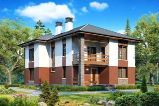 Проекты домов из кирпича до 200 кв.м в Волгограде