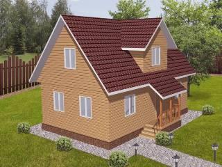 Проекты домов из кирпича 6х9 в Волгограде