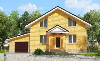 Проекты домов из кирпича 6х12 в Волгограде