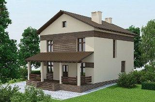 Проекты домов из кирпича 9х10 в Волгограде