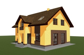Проекты домов из кирпича 9х12 в Волгограде