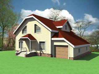 Проекты домов из кирпича 10х12 в Волгограде