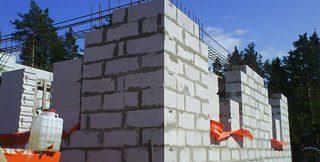 Строительство домов из шлакоблоков в Волгограде под ключ
