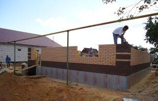 Строительство домов с цокольным этажом в Волгограде под ключ