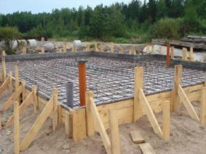Строительство монолитных фундаментов в Волгограде