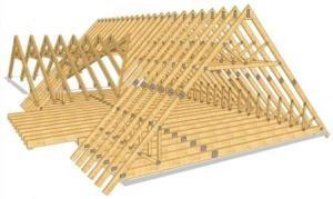 Строительство крыши дома в Волгограде