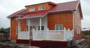 Строительство домов с отделкой под ключ в Волгограде