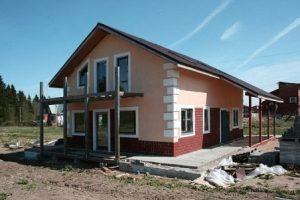 Строительство частного дома под ключ в Волгограде