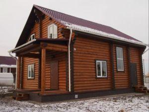 Готовые дома под ключ в Волгограде
