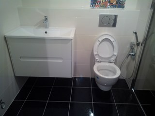 Ремонт туалета под ключ в Волгограде