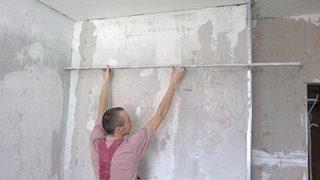 Выравнивание стен в Волгограде