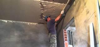 Выравнивание потолка в Волгограде