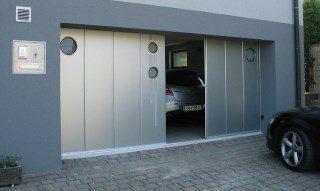 Фото процесса производства Откатные ворота гаражные в Волгограде