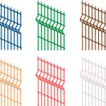 Забор из сварной сетки Gitter (Гиттер)